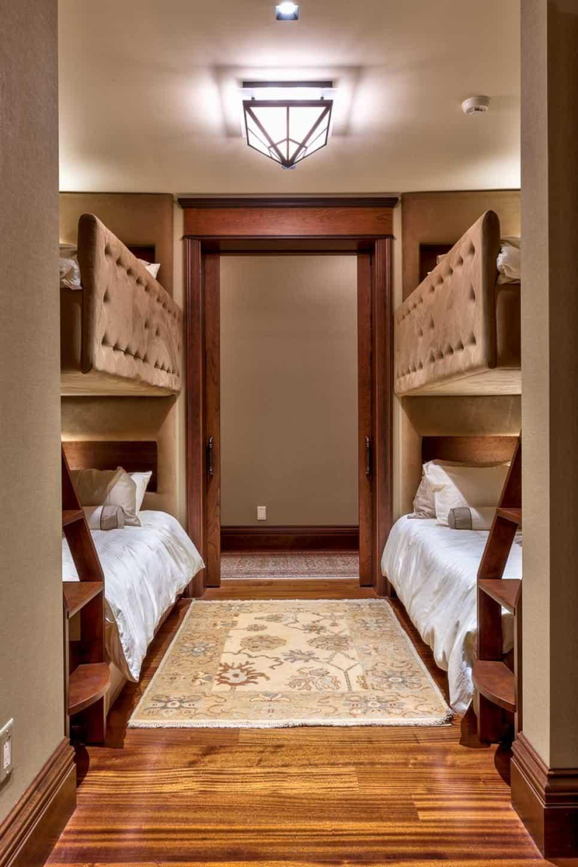 contemporary bunk beds