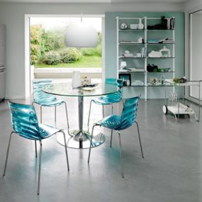 contemporary kitchen chairs home decor gallery dining modern simple acrylic chair with stainless sets contemporary kitchen chairs 2017 31 1024x1024 285x285 40 Modern Chairs For Any Room Of The House