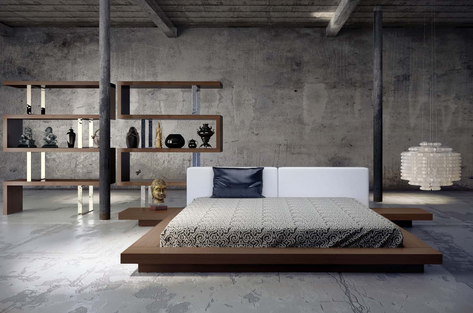 . These 40 Modern Beds Will Have You Daydreaming of Bedtime