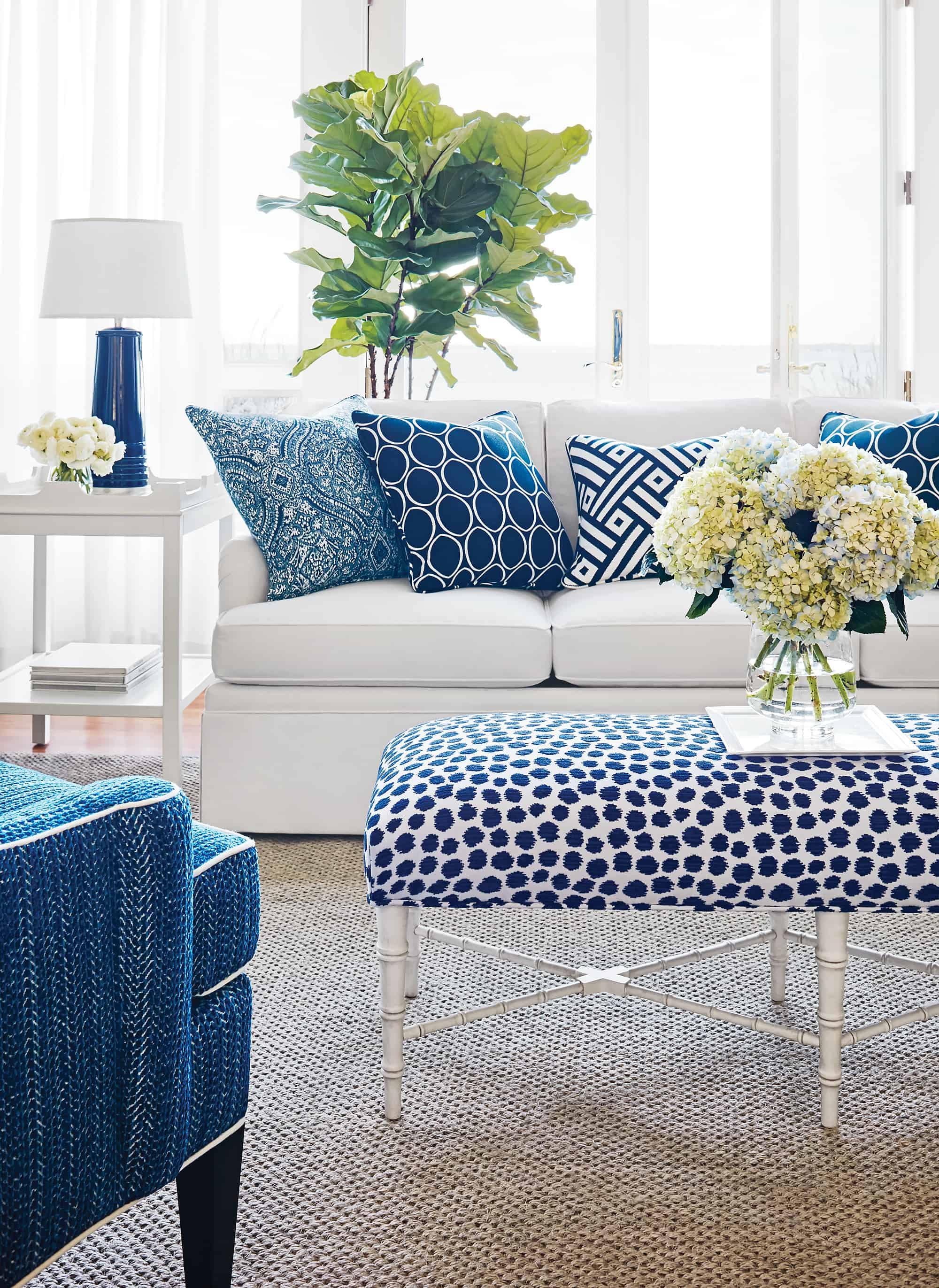 mix and match colorful pattern pillows