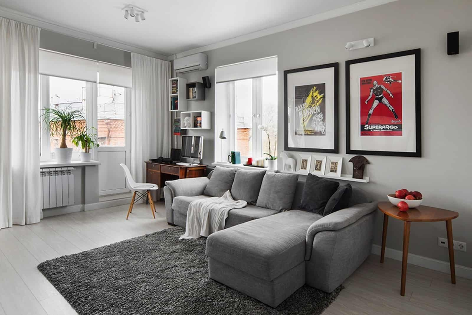Grey Sofa For Small Living Room Decorating Ideas With Grey Living Room Furniture Ideas