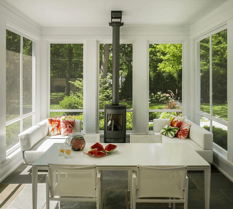 modern sunroom furniture