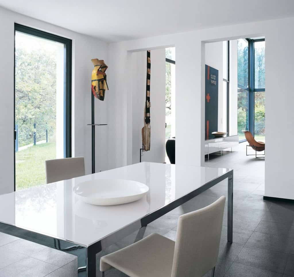 modern-white-dining-room-table