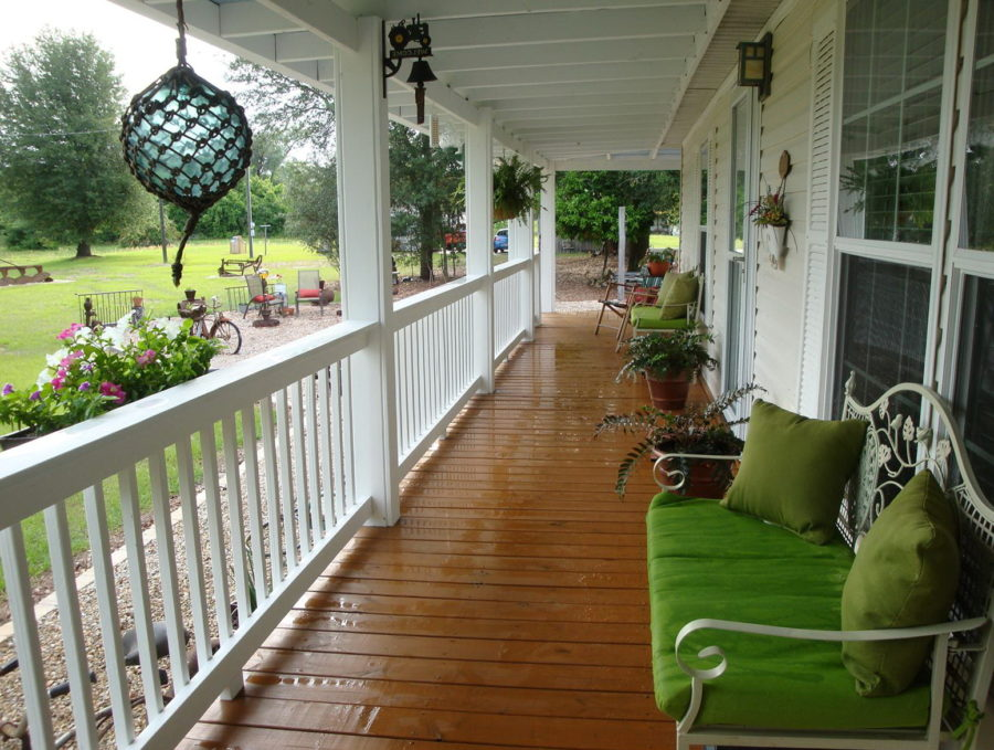 view in gallery - Porch Ideas