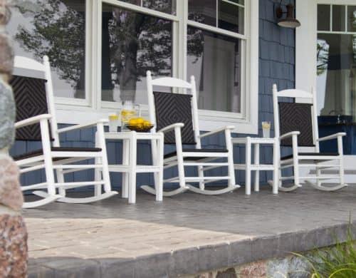 15 Super Simple Back Porch Ideas