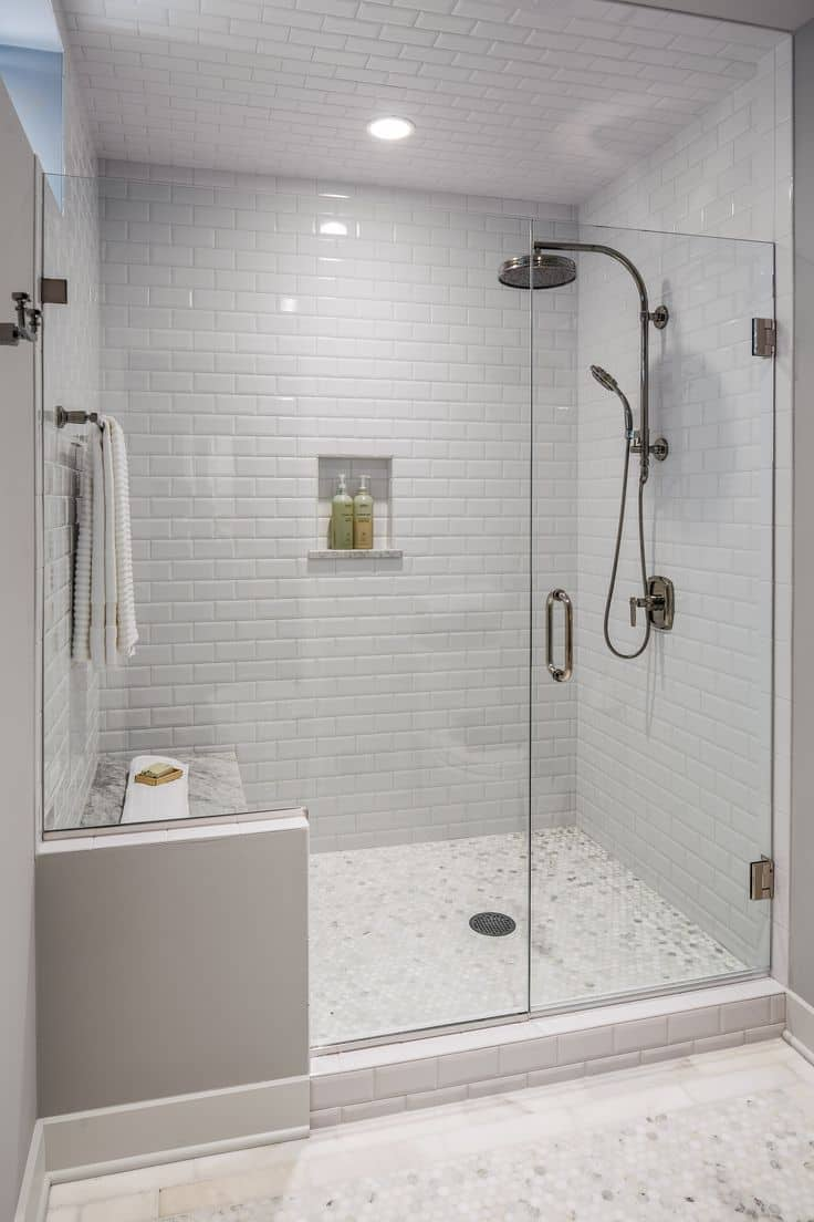 tile bathroom shower ideas 15 tile showers to fashion your rev after 1612