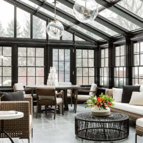 20 Pieces of Modern Sunroom Furniture That'll Add Personality to the Porch