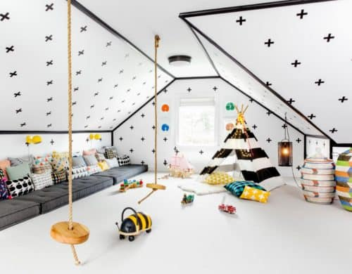 Kid's Playroom: How to Create a Space That's Fun yet Functional