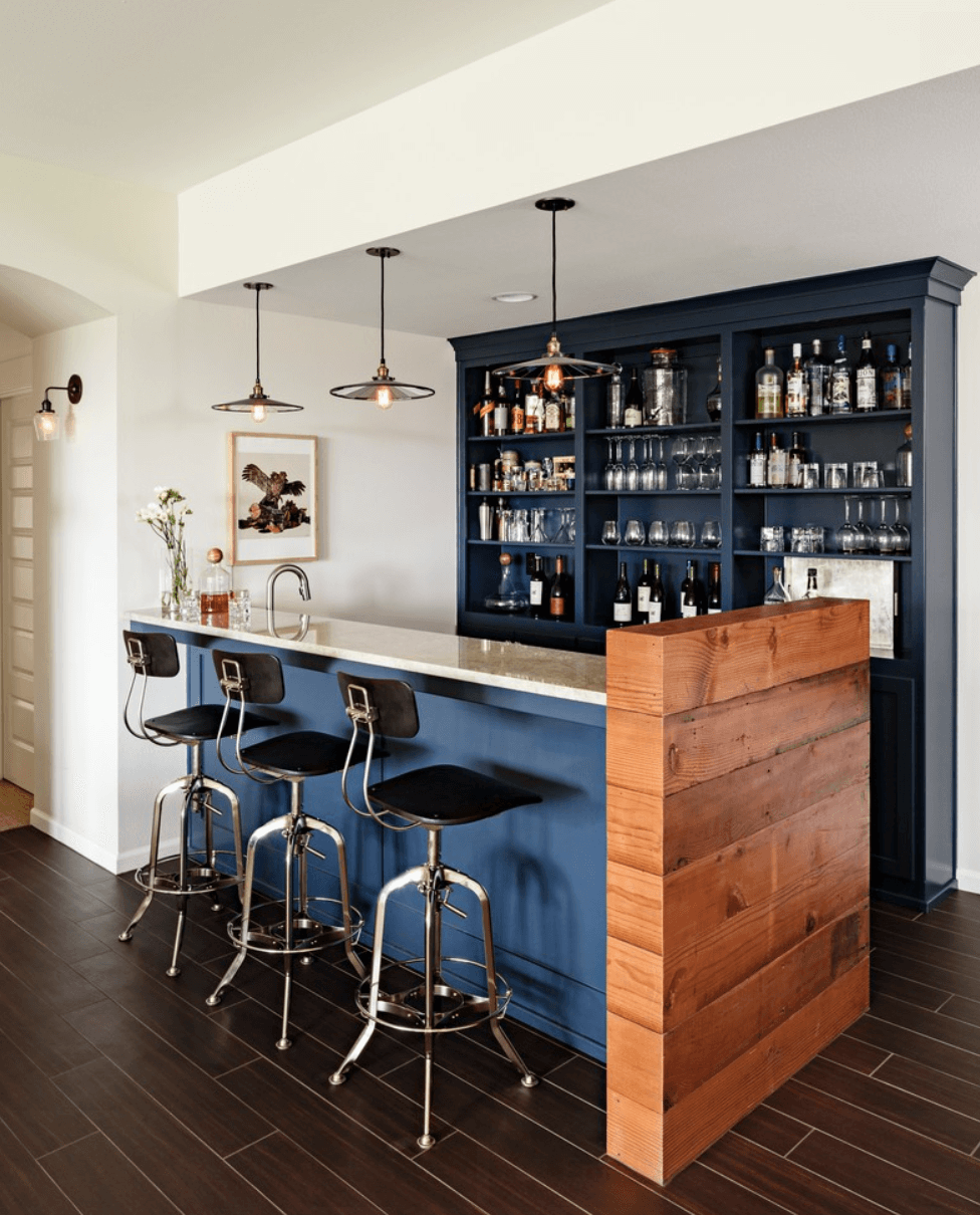 Lounge Home Ideas: Home Bar Ideas For A Modern Entertainment Space