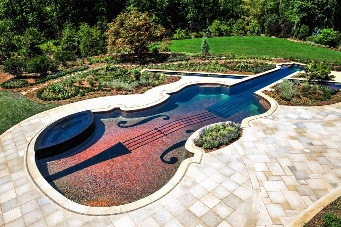 Superbe Pool Designs