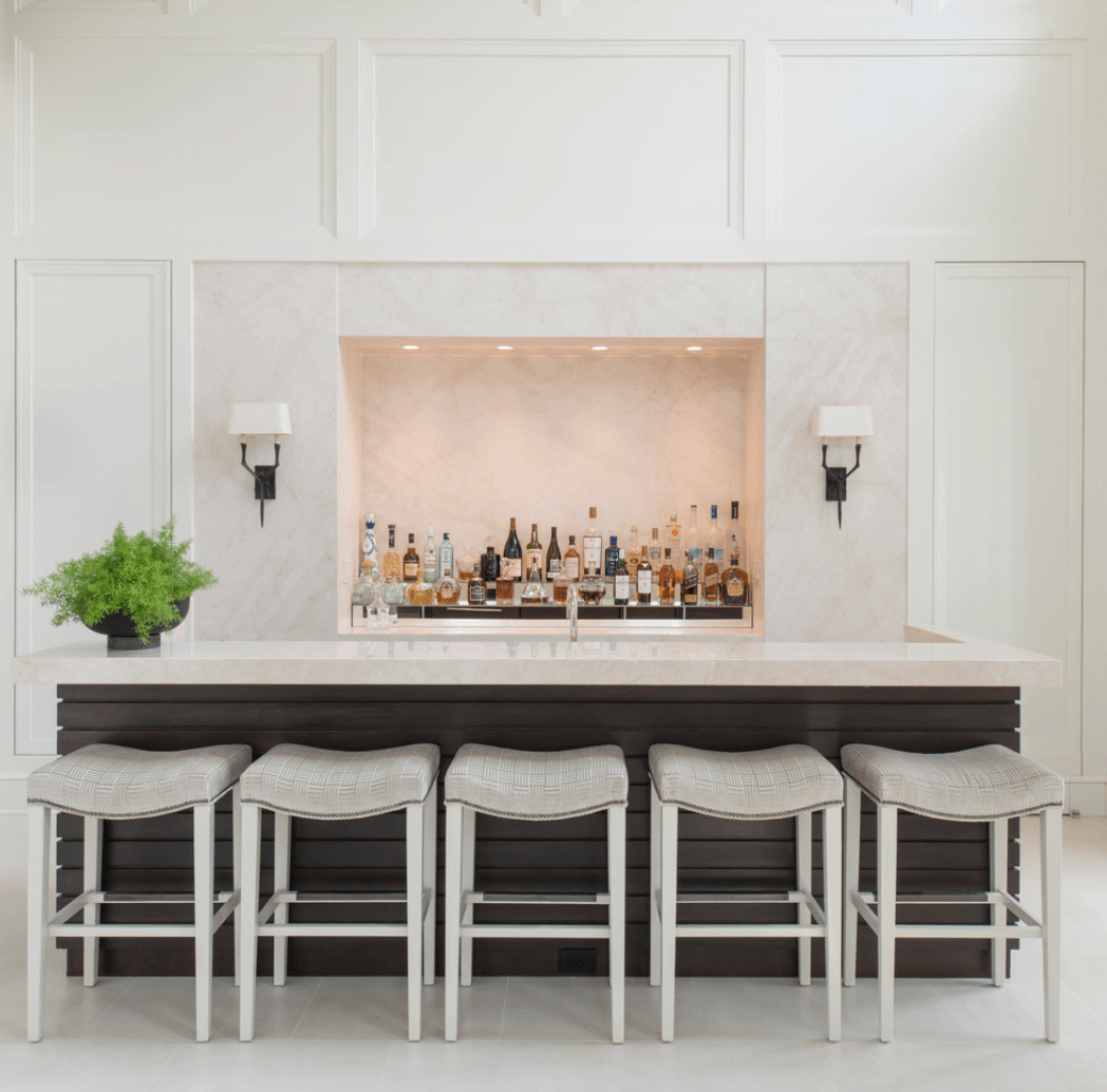 Home Bars Design Ideas: Home Bar Ideas For A Modern Entertainment Space