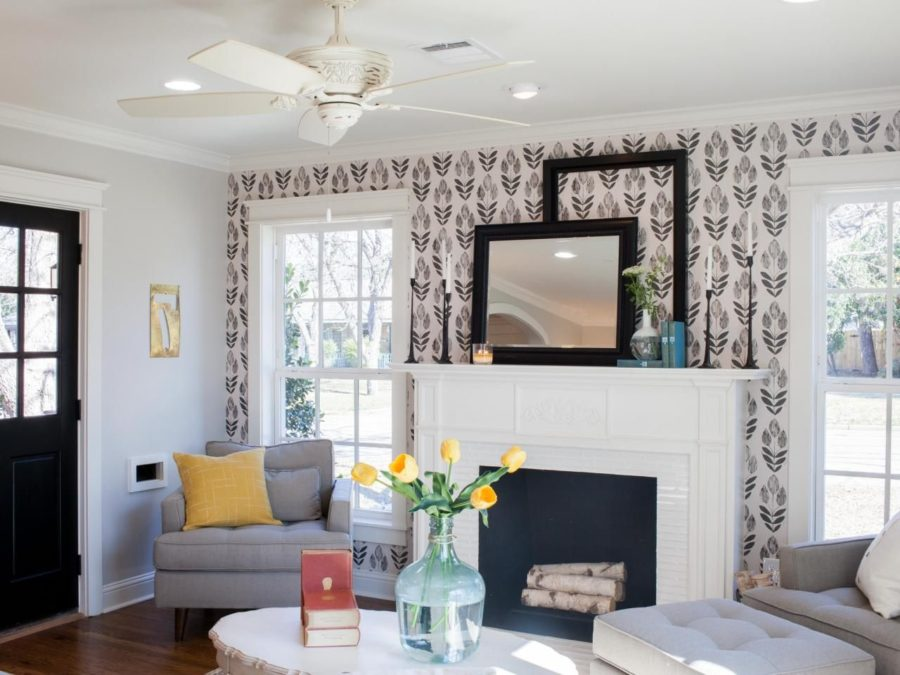 15 Awesome Wallpapers For Creating Wow Worthy Accent Walls