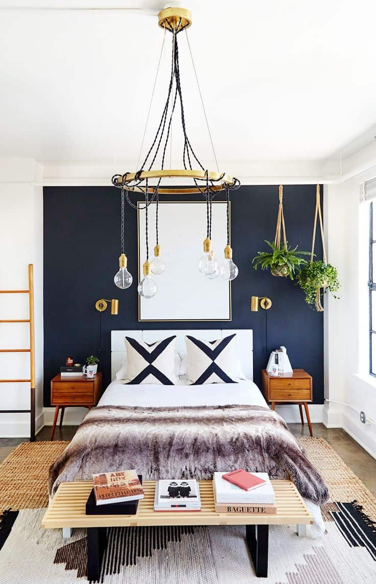 nautical contemporary bedroom chandelier