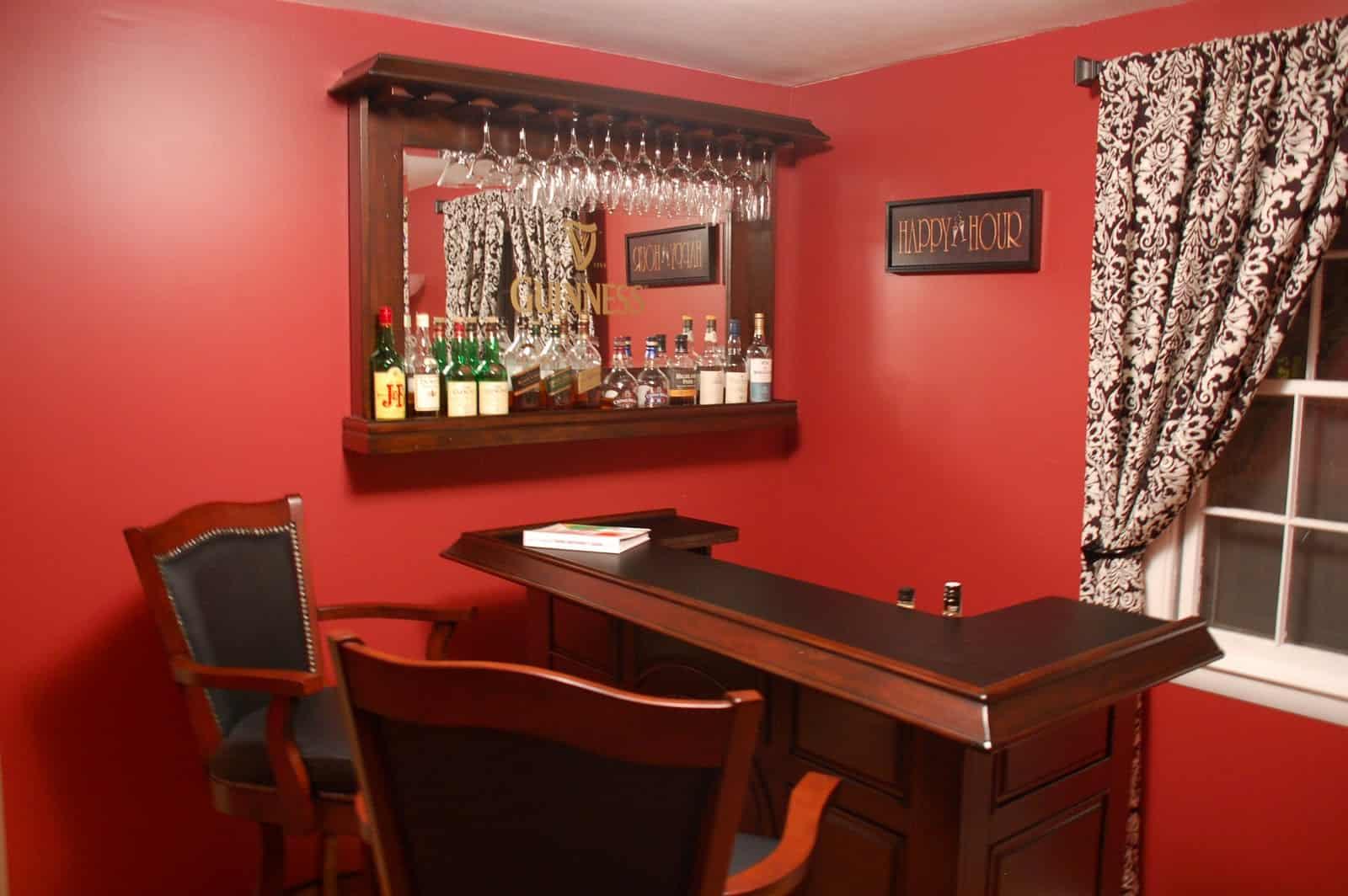 Home Bar Ideen für einen modernen Unterhaltungsraum - Neueste ...