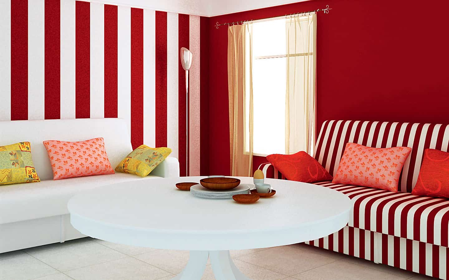 stripe wallpaper 2017 Wallpaper Trends You Need in Your Home