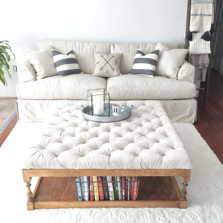 - 15 Large Coffee Tables For Your XL Living Room