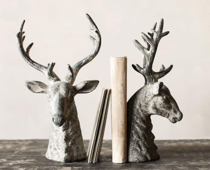 deer bookend