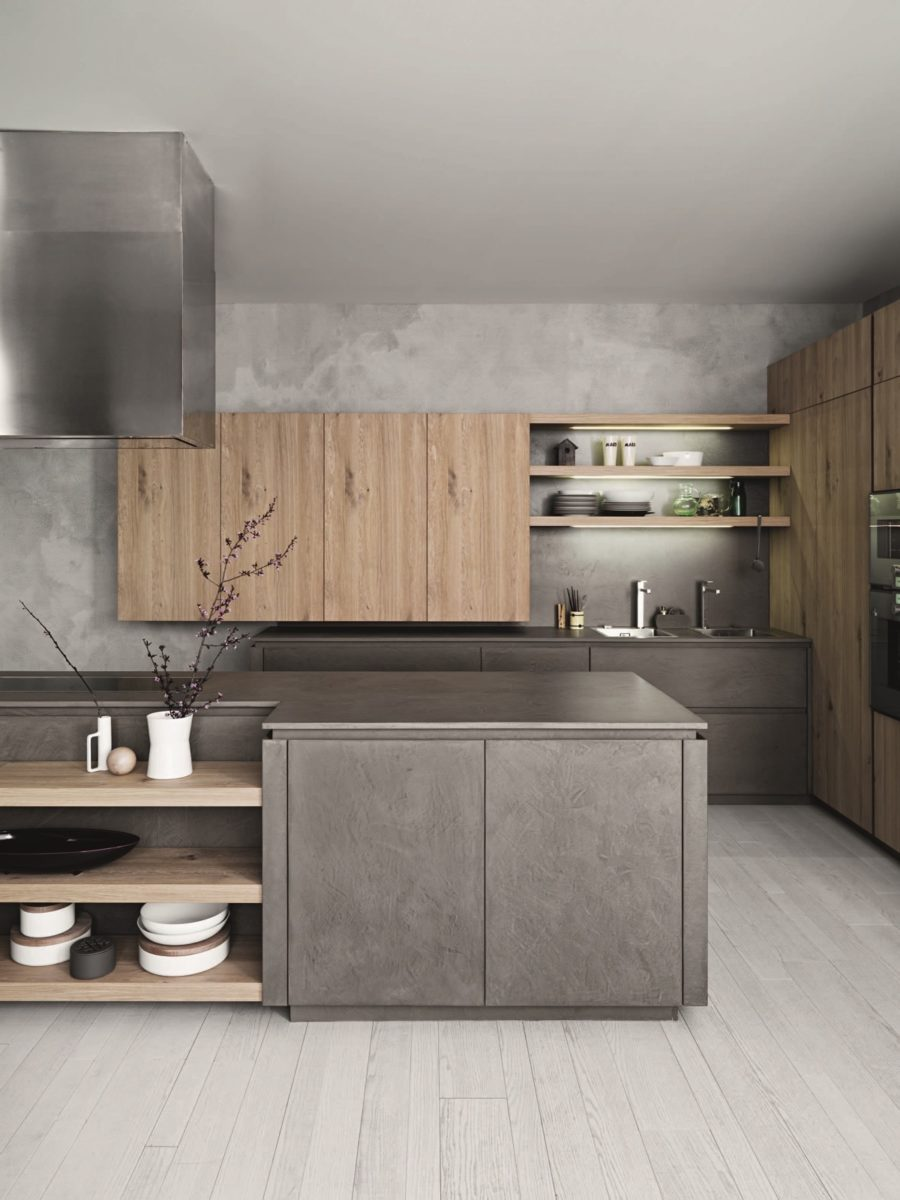 40 And Welcoming Grey Kitchens
