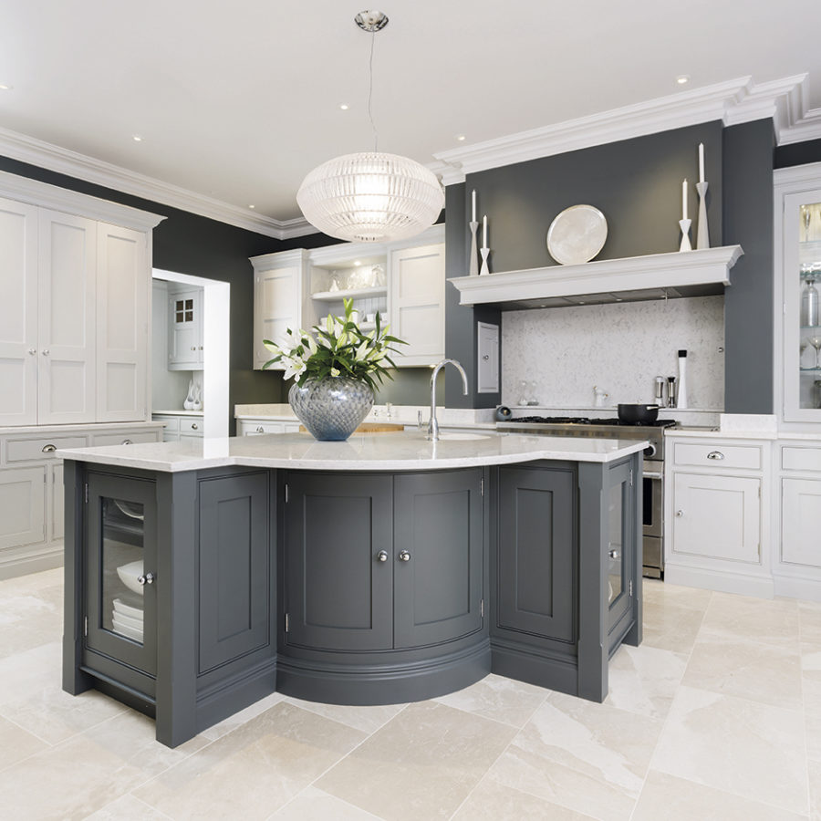 Grey And White Kitchens: 40 Romantic And Welcoming Grey Kitchens For Your Home
