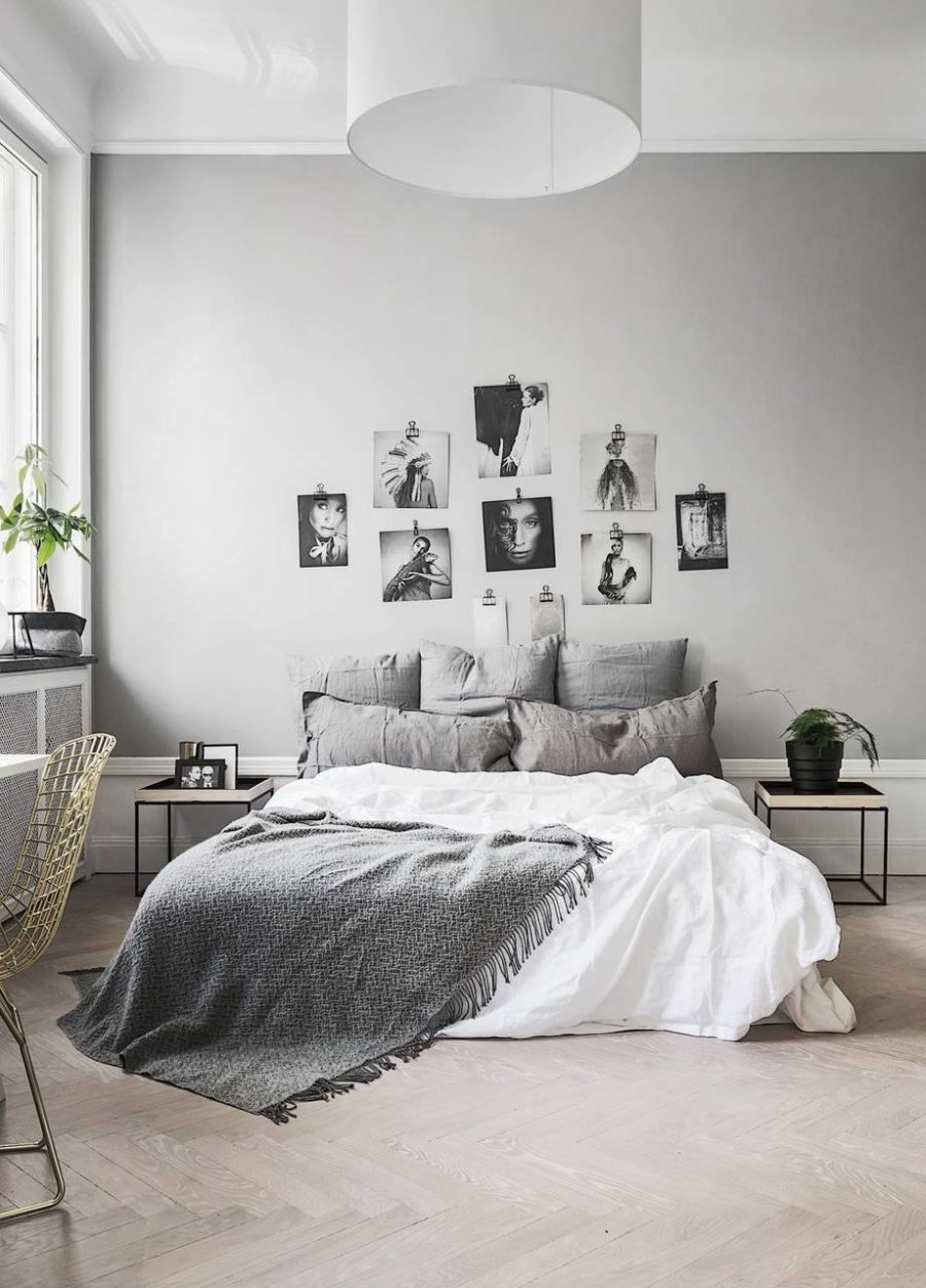 40 Simple and Chic Minimalist Bedrooms on Bedroom Design Minimalist  id=65504