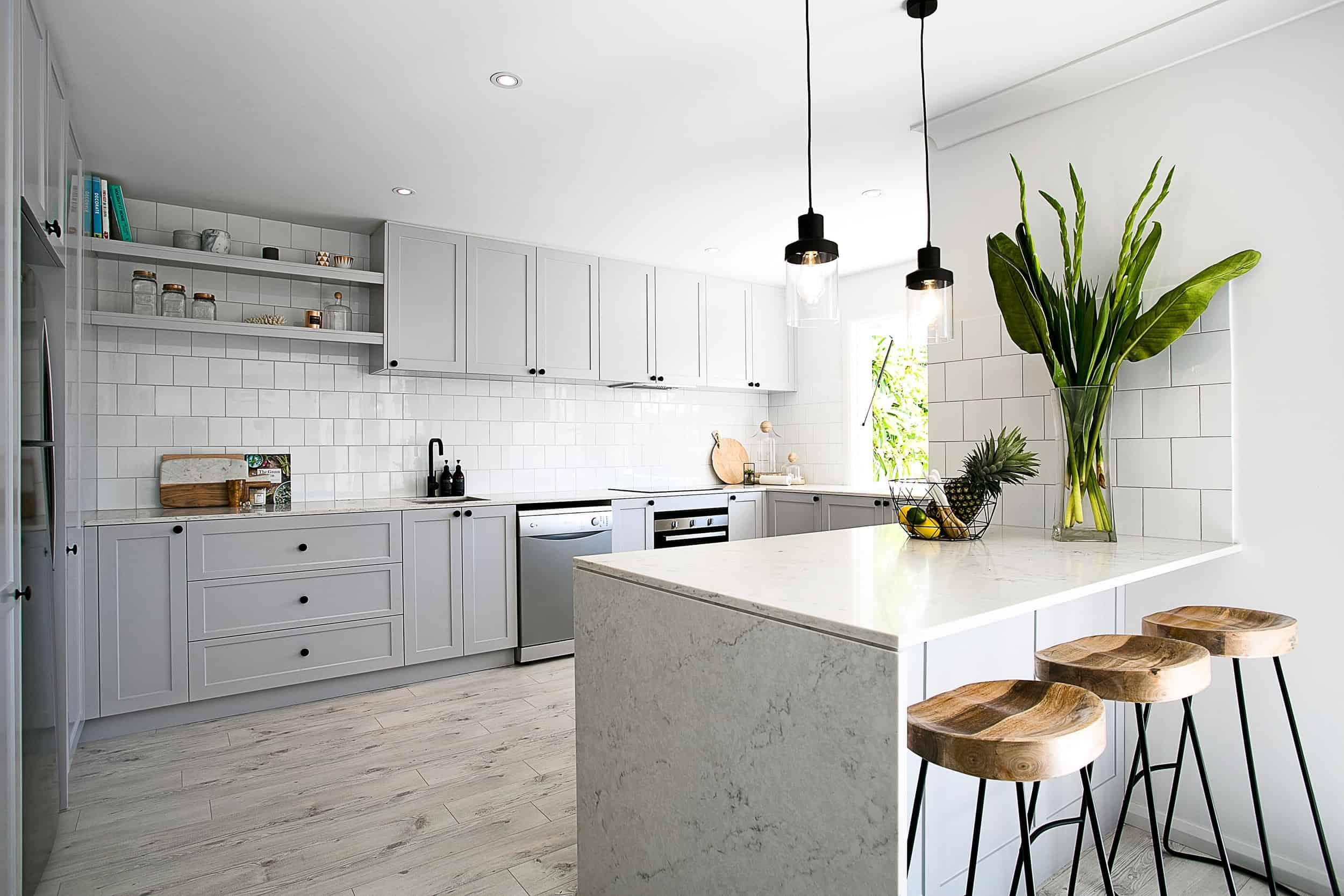 kitchen with minimal