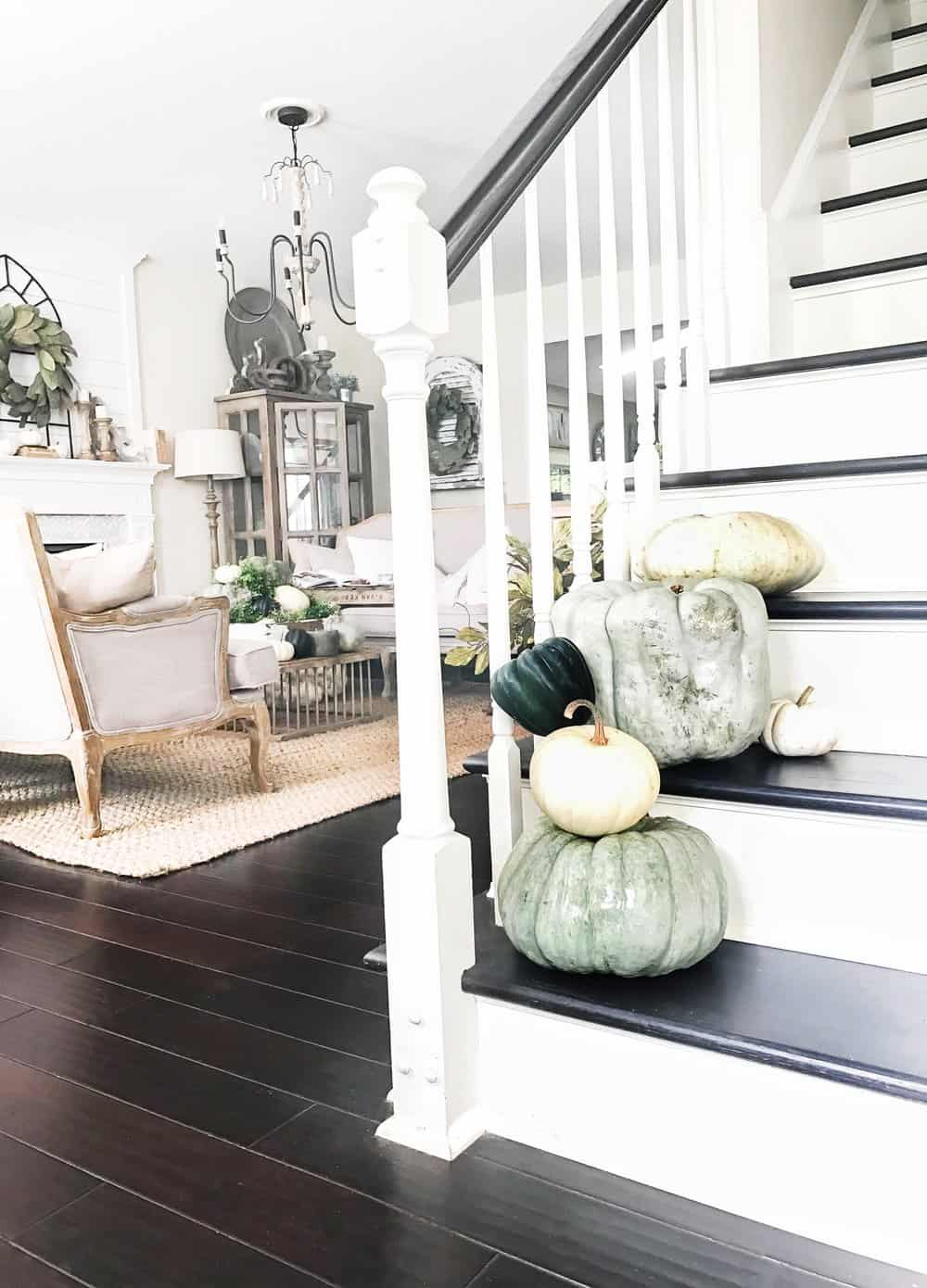 linen pumpkins 2 Spectacular Halloween DéCor You Need This Fall