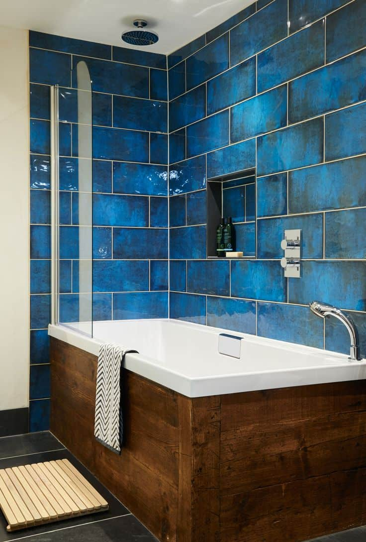 Light Blue Bathroom Wall Tiles: Bathroom Paint Colors That Always Look Fresh And Clean