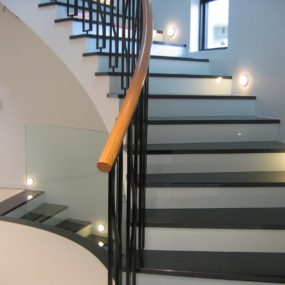 outdoor lighting indoors 285x285 10 Creative Ways to Upgrade Your Staircase