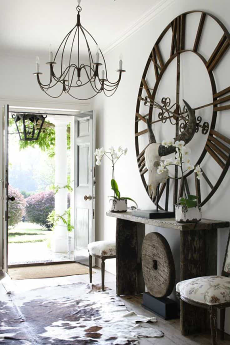 Oversize Wall Piece & Give Your Home the Rustic Chic Twist You Have Always Wanted with ...