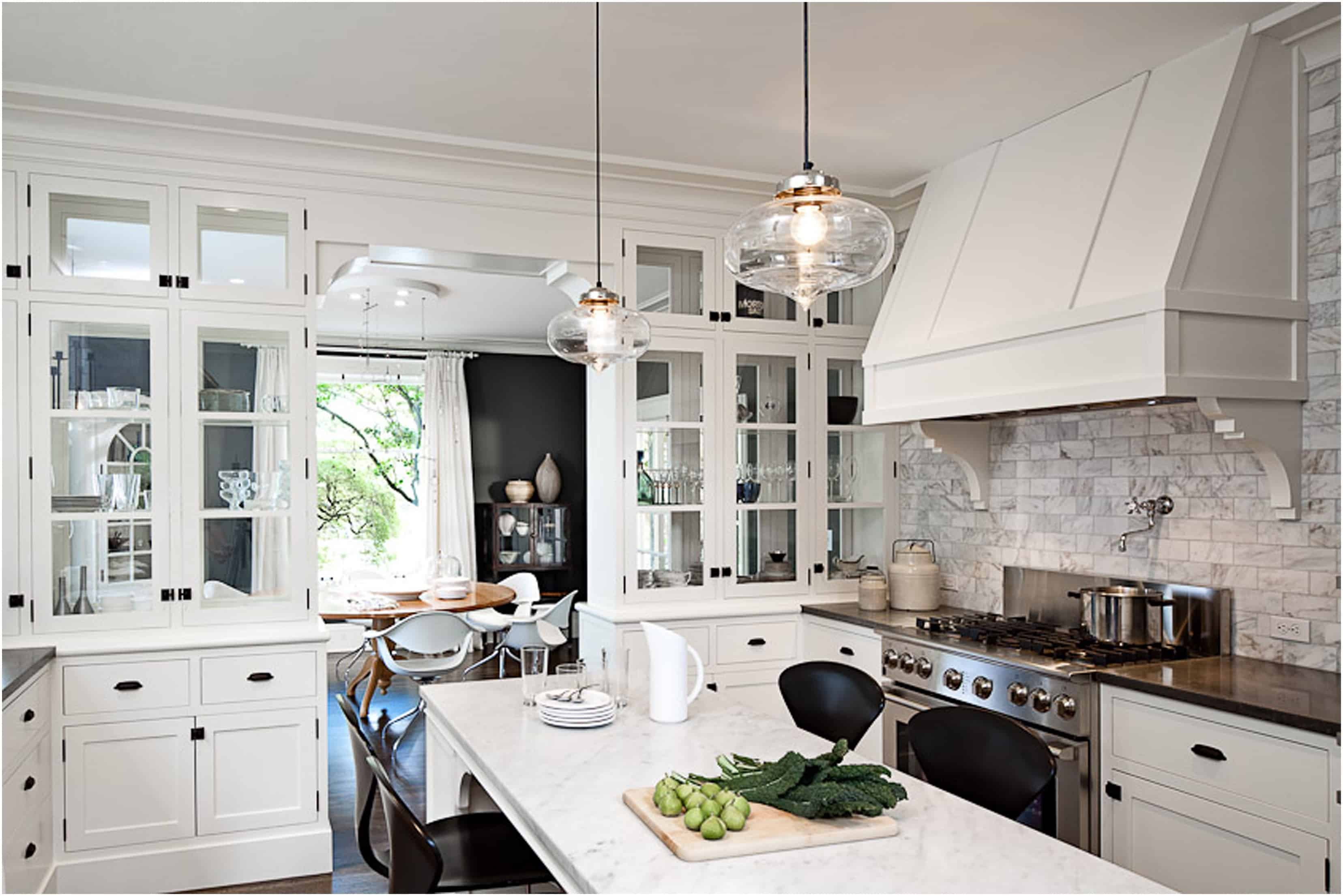 pendant lighing circles 10 Light Fixtures Your Kitchen Needs Today!