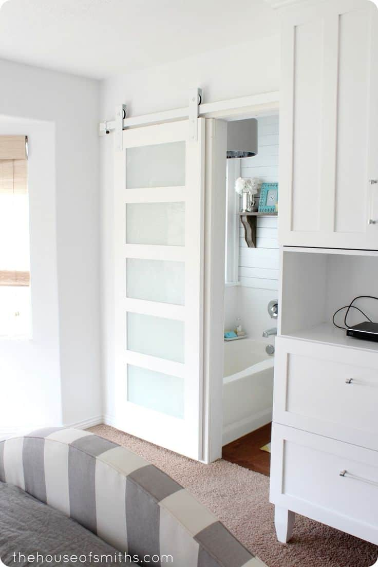 15 Magical Pocket Doors For Your Small Space