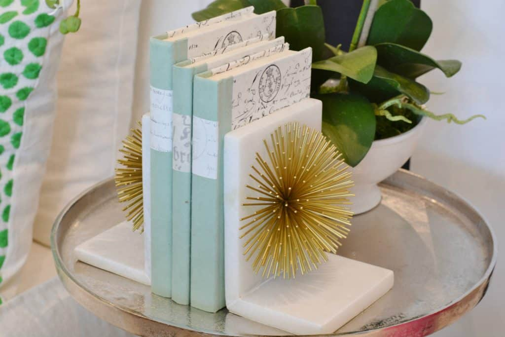 starburst bookends