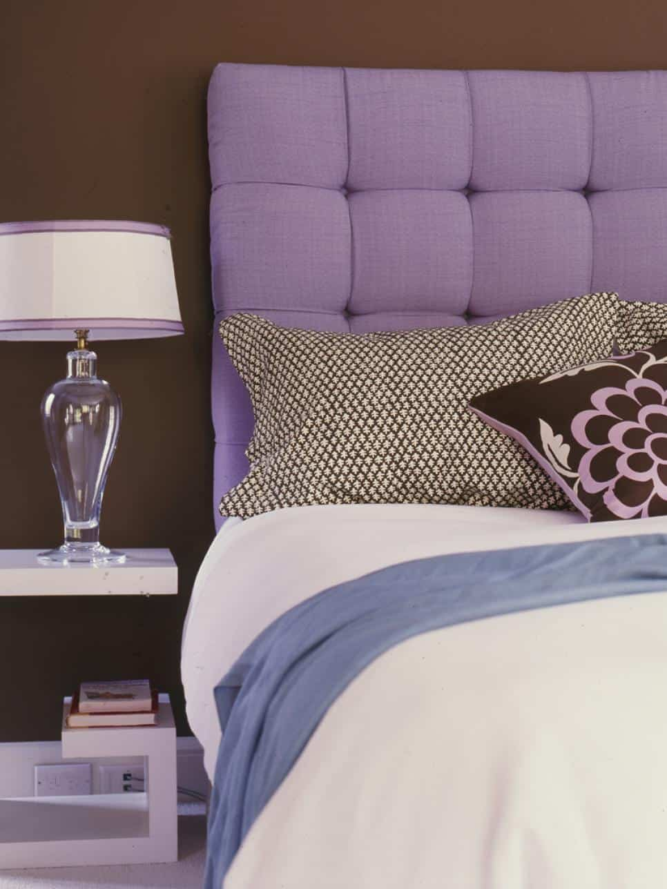 brown and pastel 2 Guest Bedroom Color Palettes That Will Make Your Guests Feel at Home