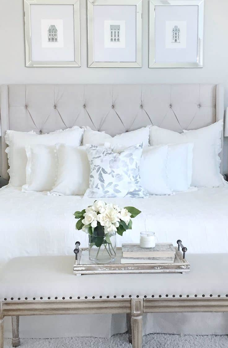 View In Gallery Neutral Tones Are Great A Guest Bedroom