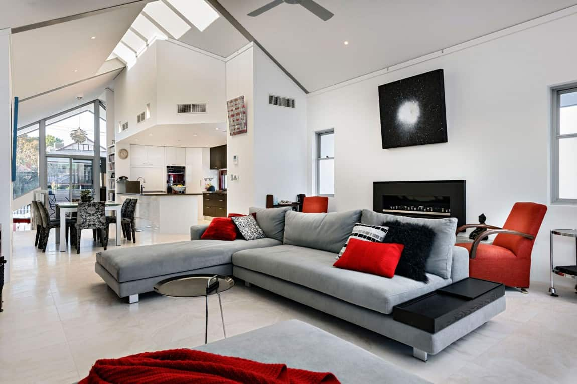 Turning Your Living Room Into The Ultimate Modern Space