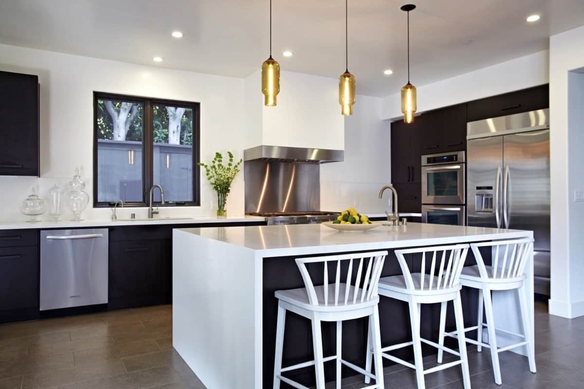 MidCentury Modern Lighting Ideas That Simply Work - Cheap kitchen lighting ideas
