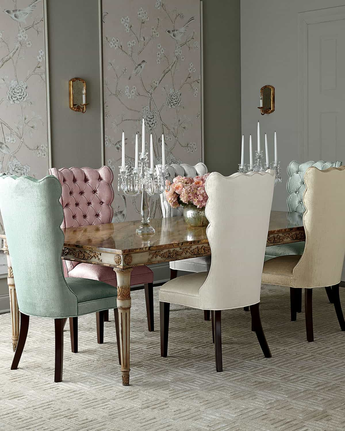 Bedroom Chairs With Table Red Velvet Curtains Bedroom Anime Bedroom Drawing Newcastle United Bedroom Wallpaper: How To Incorporate The Latest Trend Velvet Into Your Home