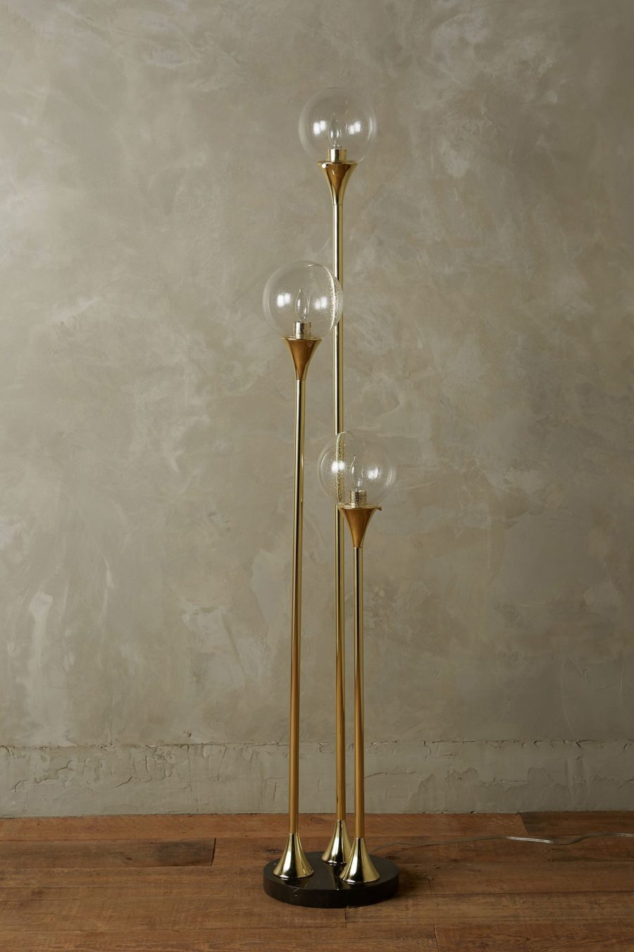15 unique floor lamps to round out your homes lighting view in gallery aloadofball Images