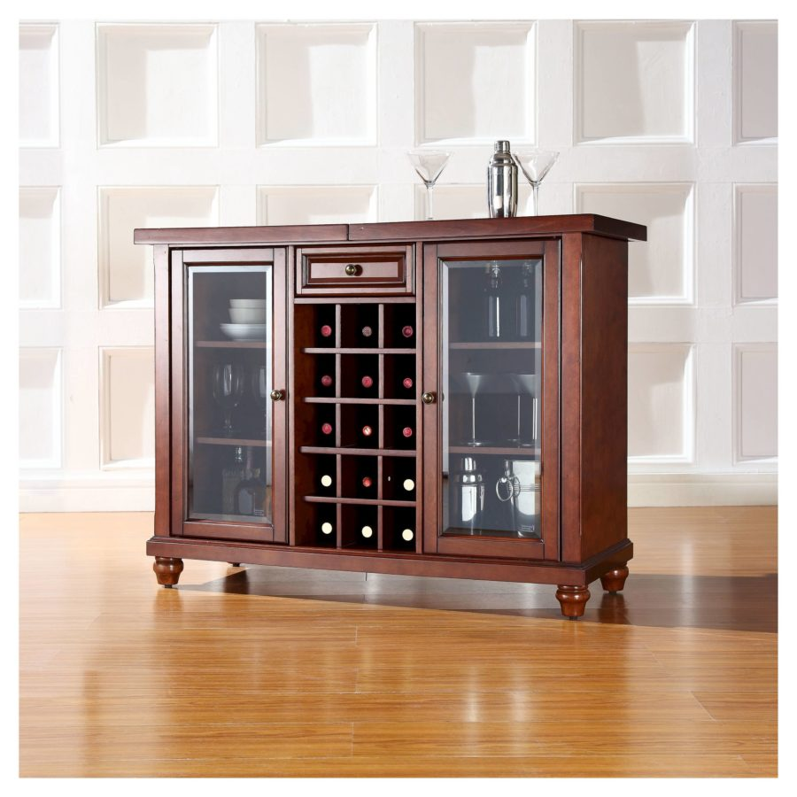15 Bar Cabinets That Will Have You Planning Dinner Parties ...