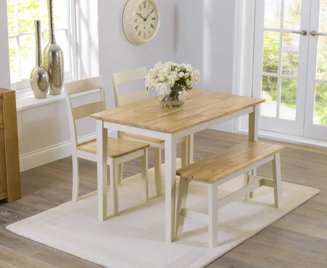 dining table bench 3