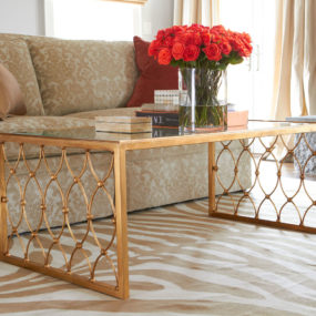 15 15 Glass Coffee Tables To Display In Your Formal Living Room
