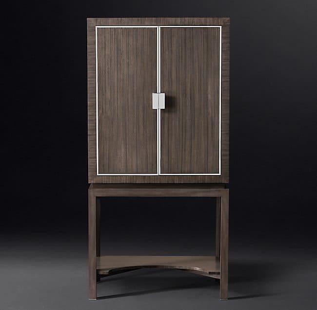 maxim panel bar cabinet