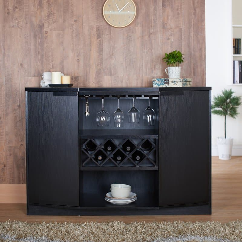 ness bar cabinet