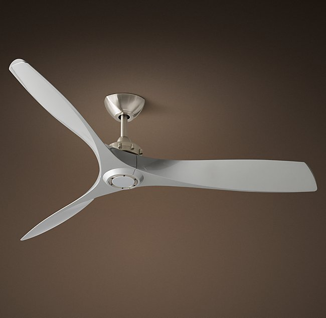 Propeller Blade Ceiling Fans : Unique ceilings fans that are both functional stylish