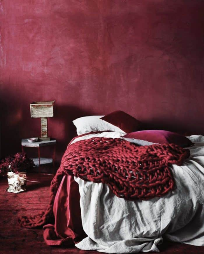 15 Red Bedrooms That Will Ignite Your Passion In This Bold Color