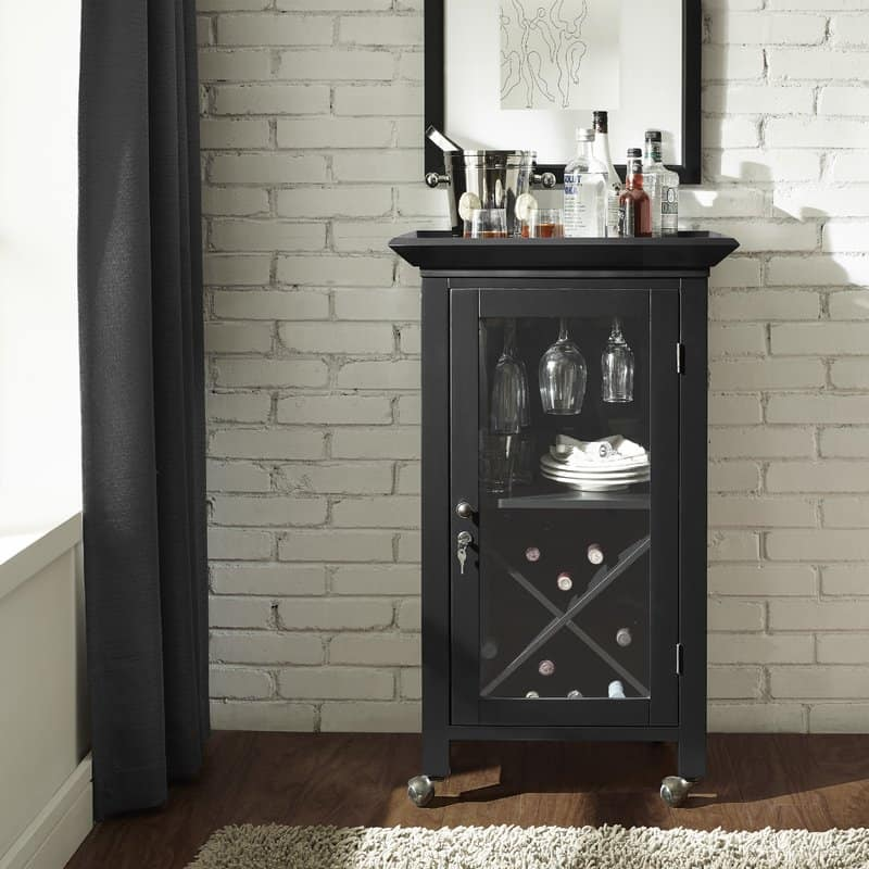 saltsman bar cabinet