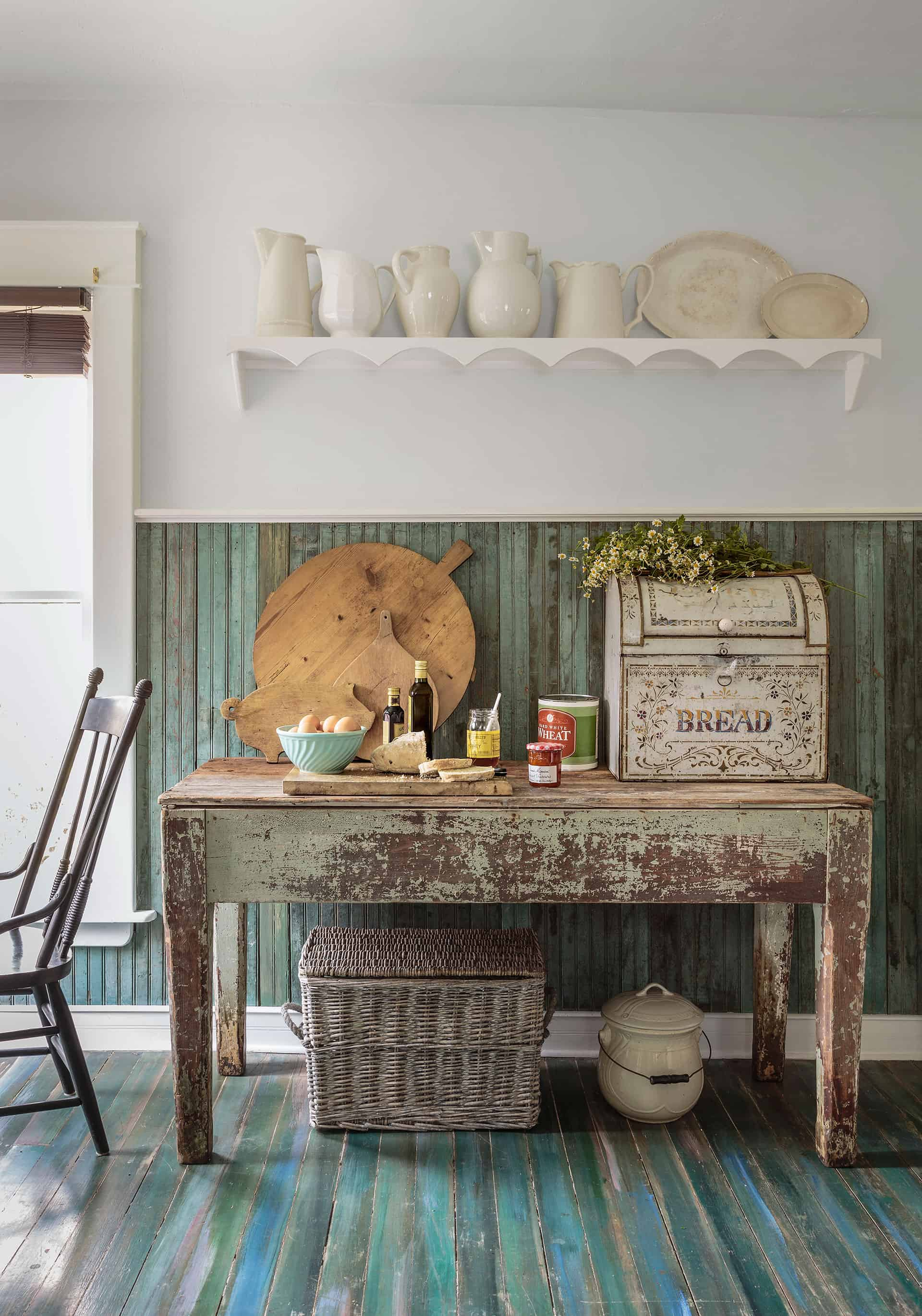 shabby chic kitchen 2 Trendy Shabby Chic Ideas Youll Want to Try ASAP