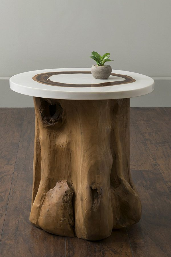 tree-trunk-base-end-table-wood