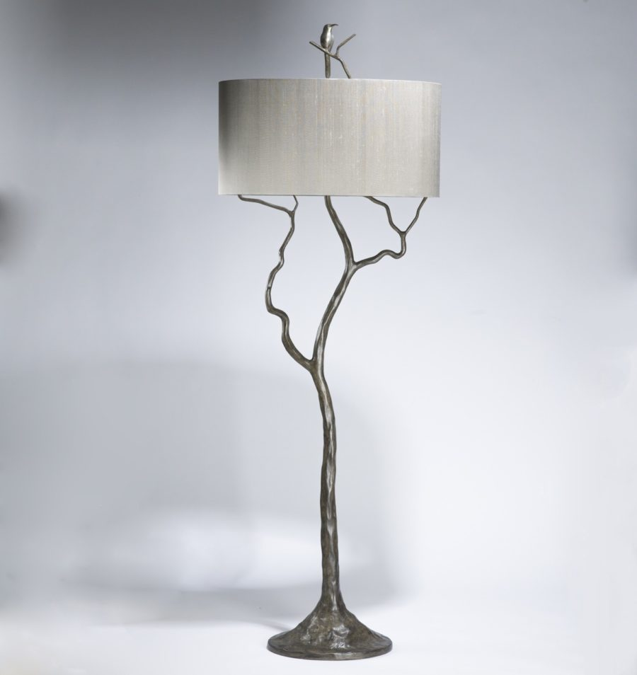 unique branch floor lamp 900x954 15 Unique Floor Lamps To Round Out Your Homes Lighting