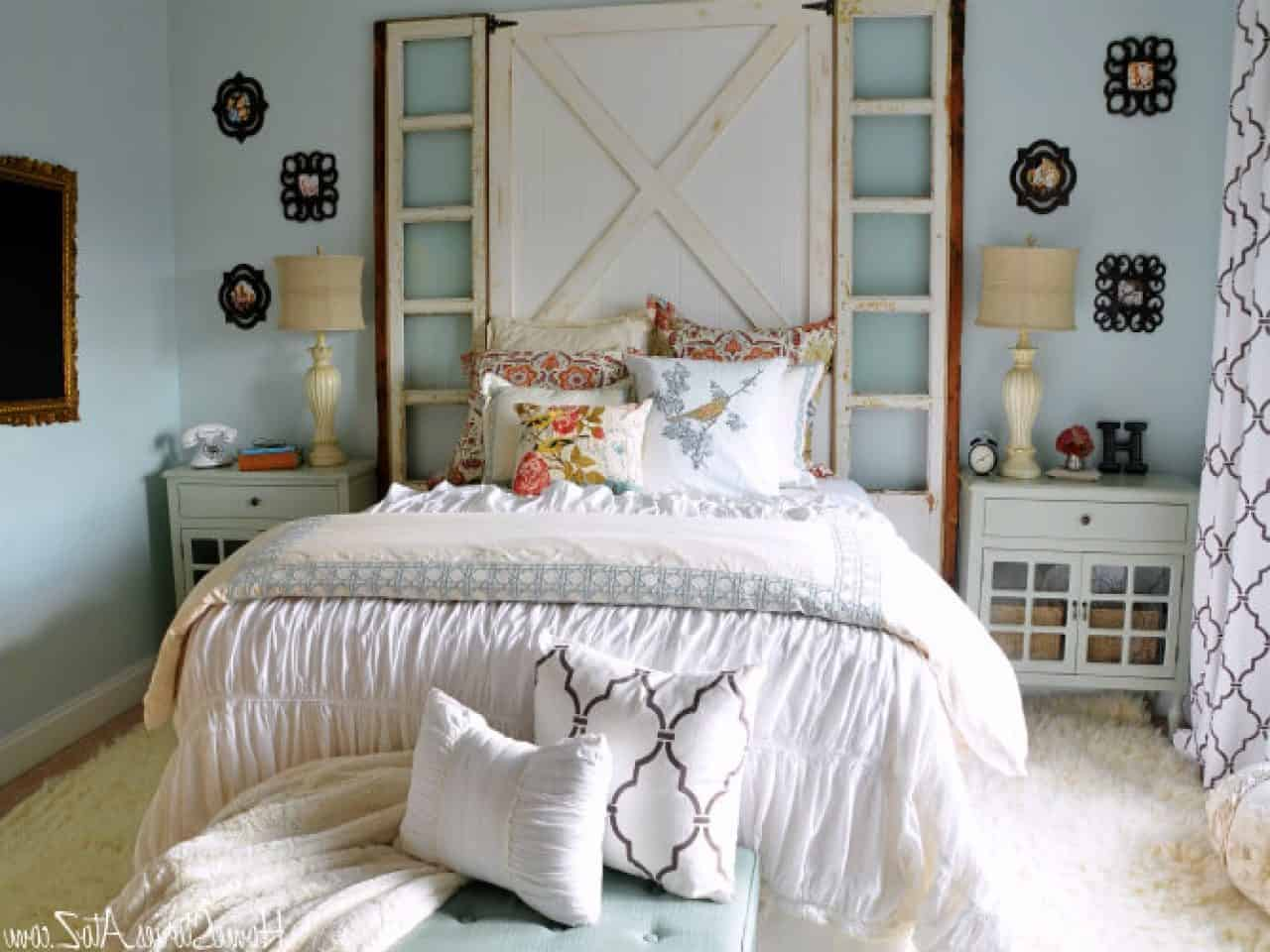 wooden bedroom decr Trendy Shabby Chic Ideas Youll Want to Try ASAP